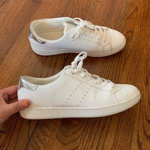 White Aldo Trendy Sneakers